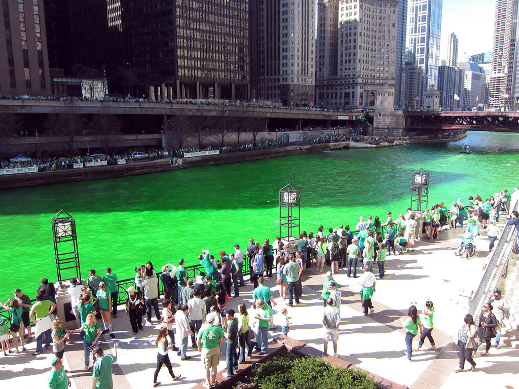 How To Celebrate St Patrick S Day In Chicago Lizzy Fay