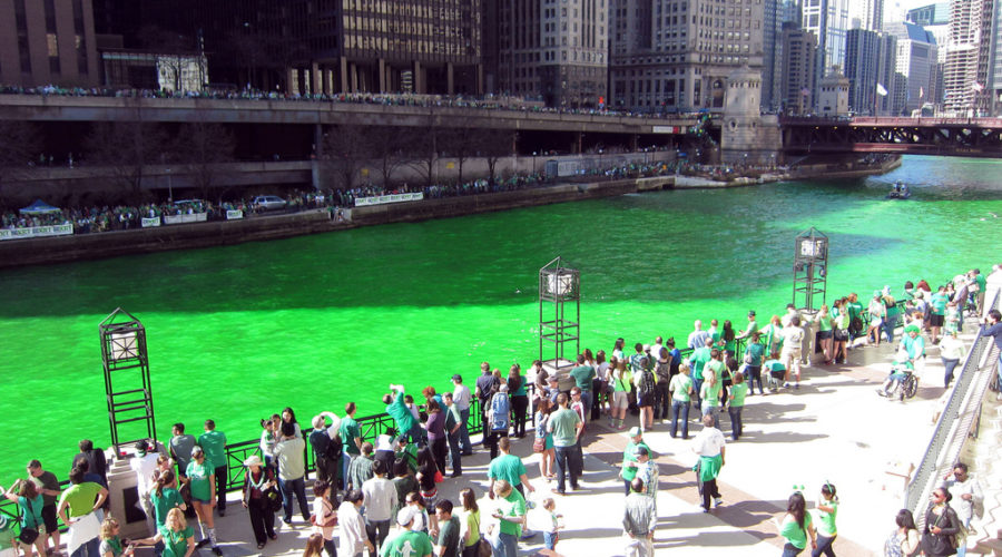 Guide to St. Patrick's Day Chicago 2017