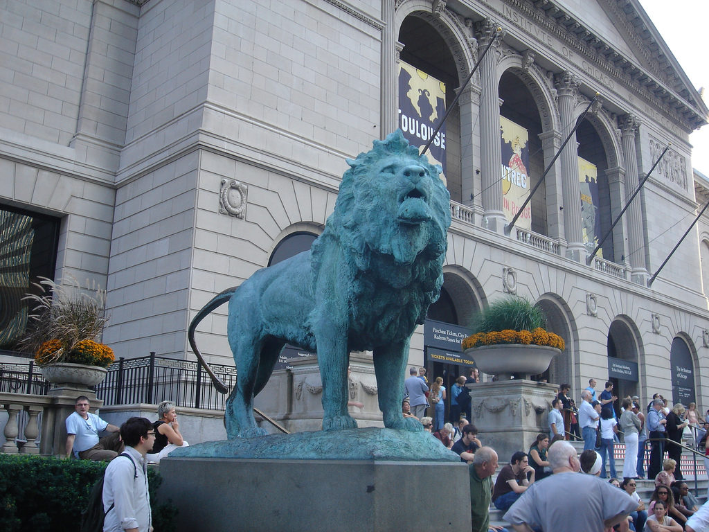The Art Institute of Chicago Lions