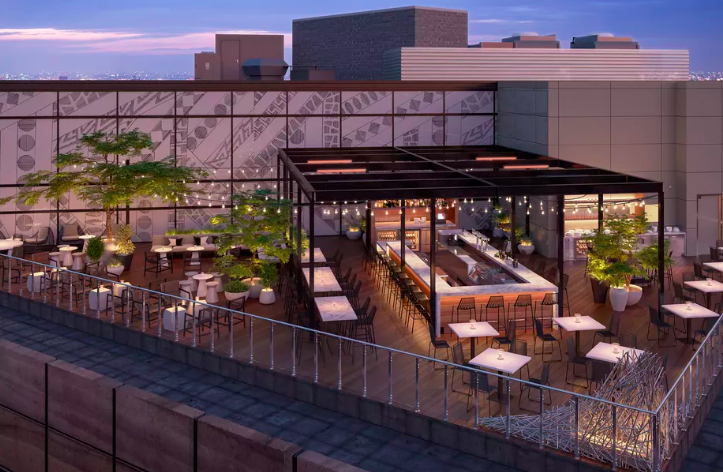 Chicago Rooftop Bars Opening In May 2017 Lizzy Faylizzy Fay