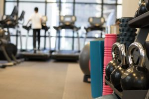 Westin Chicago River North Fitness Center