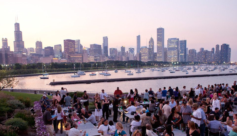 Jazzin at the Shedd Things to do in Chicago Wednesday
