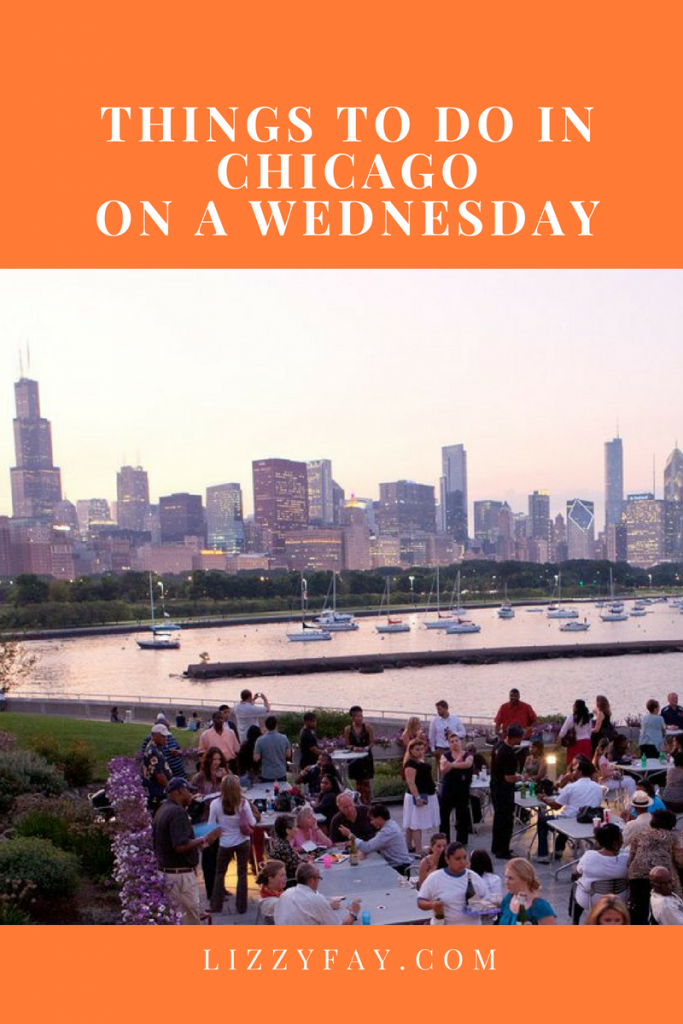 Things to do on a Wednesday in Chicago