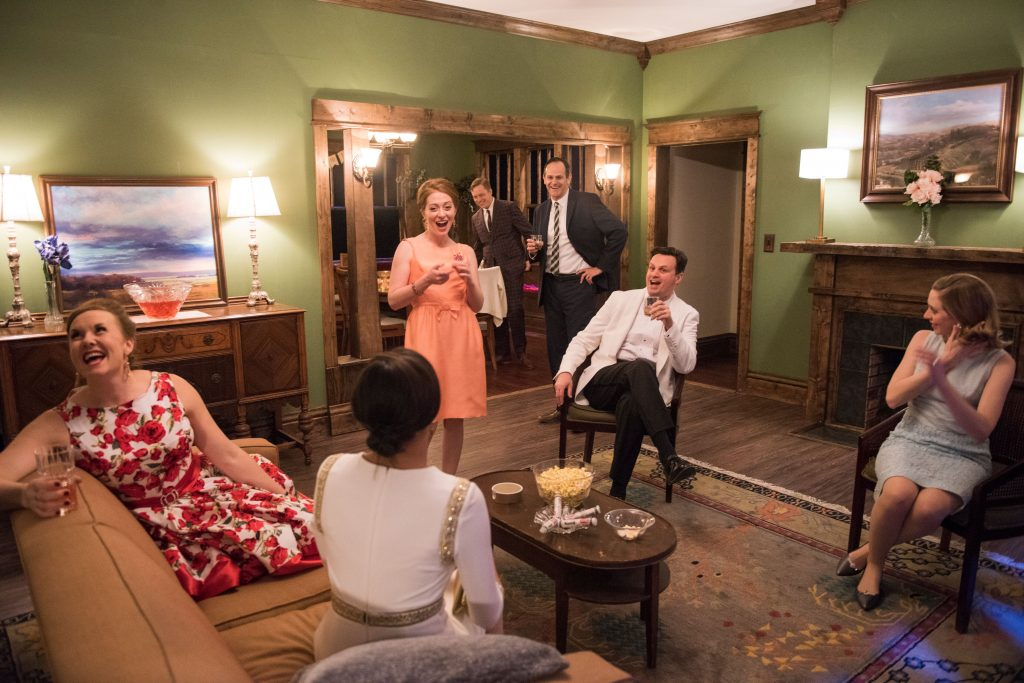Southern Gothic performance Windy City Playhouse Chicago