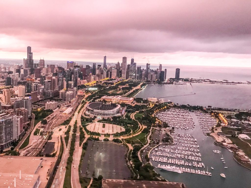 Chicago Helicopter Rides Soldier Field