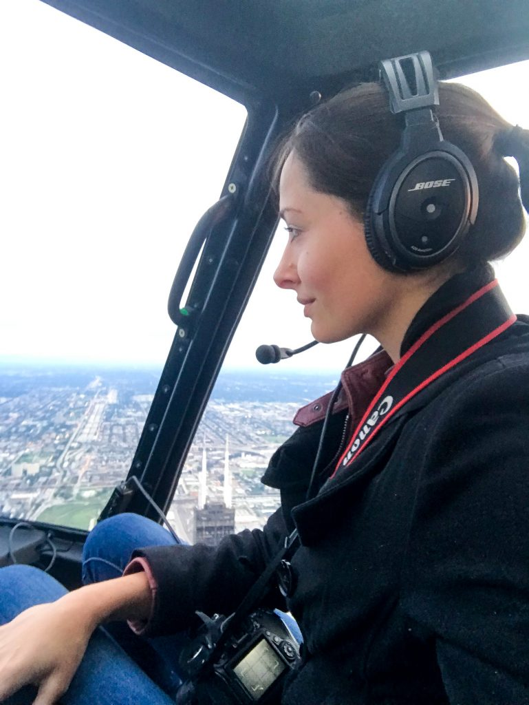 Chicago Helicopter Rides