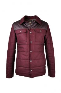 Chicago themed holiday gift idea J.TOOR winter jacket