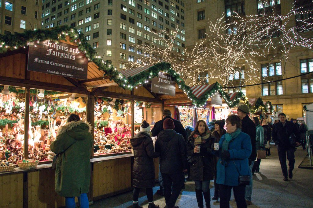 Best Food at the Christkindlmarket