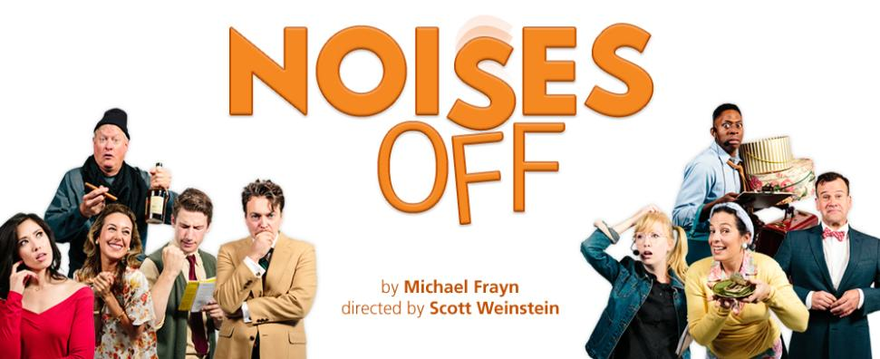 Chicago Theater Week 2019 Noises Off