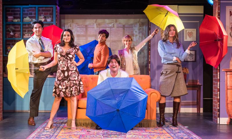 Chicago Theater Week 2019 Friends the Musical Parody