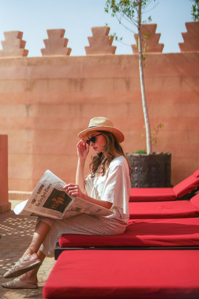 Where to stay in Marrakech Maison Arabe