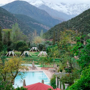 Kasbah Tamadot Hotel Review
